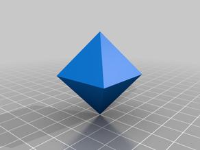 Isometric Octahedron