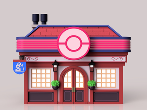 Pokemon Sword and Shield Pokemon Center