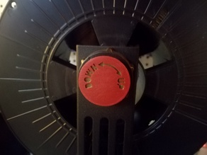 Ender 3 - Spool-holder  Level orientation