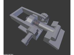latch adjustable for Elfin door