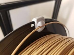 Low-Profile Filament Clip