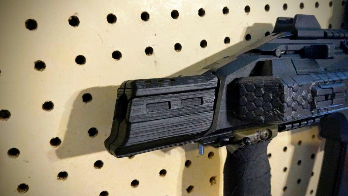 ASG CZ Scorpion AEG - Compensator