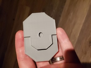 Ezra Bridger's Belt Buckle (Season 3)