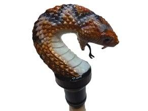 Rattlesnake Topper ($7 Cane/Walking Hiking Sticks)