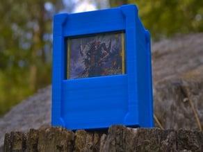 Commander Deckbox with Magnets (Art Optional)