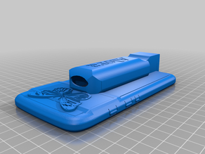 Moto G5 case with meter enclosure