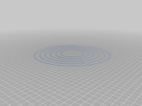 Ender 3 Bed Test Spiral