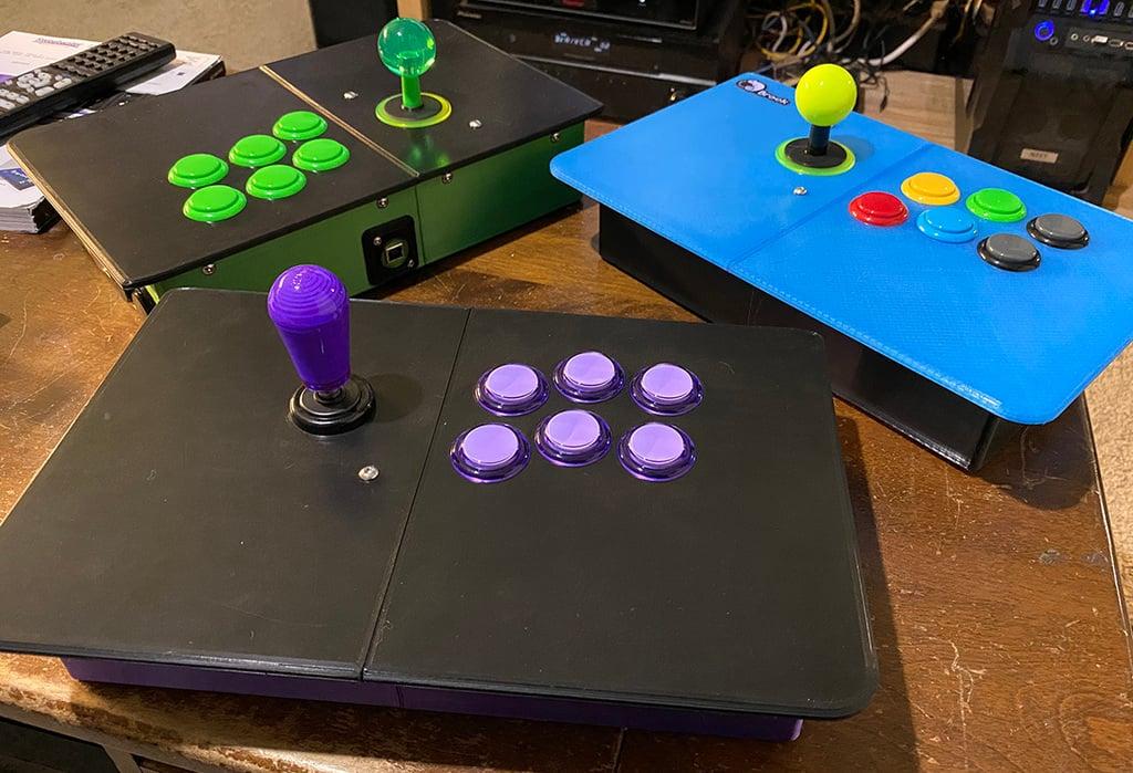 EX6 Arcade Fight Stick