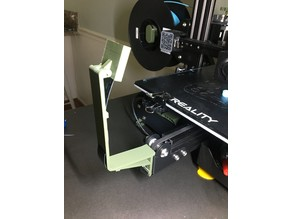 Raspberry Pi Camera Mount for the Ender 3