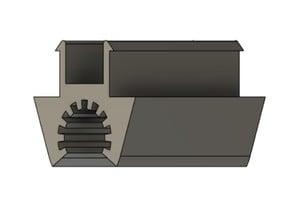 Prusa mk3 linear bearings (snap-on)