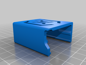 Sidewinder X1 Z-Axis Right Cover with Logo Insert