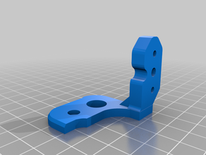 TwoTrees Bluer 3dTouch Mount