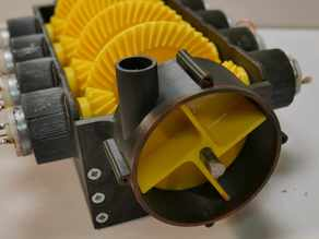 Water Pump for V8 Gearbox