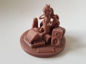 Mario Kart Peach (Tuning)