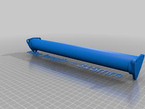 32mm Tube - Filament Storage Solution (IKEA SAMLA 22l)