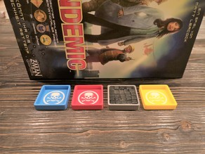 Pandemic cube-holders