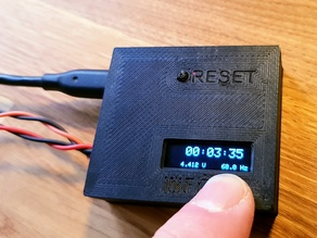 Tiny Power Consumption Meter (0.1mA resolution)