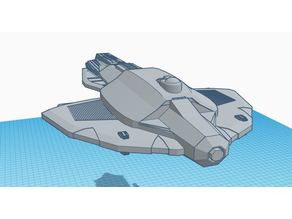 Cardassian Mektar Class Pirate Ship