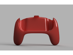 Single Joy-Con Grip for Nintendo Switch (without Switch logo)