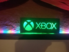 Xbox Light box