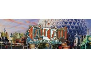 Cancan coaster - Eurosat