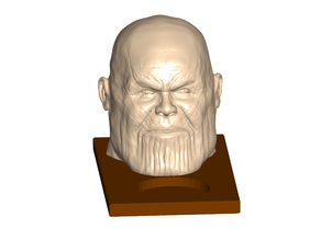 Thanos Tealight Candle Holder