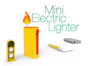 Mini electric lighter