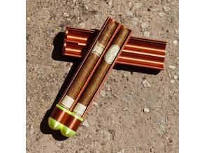 Cigar case / box