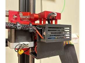 CR10S Pro - Buck Converter Case (Buckpack)