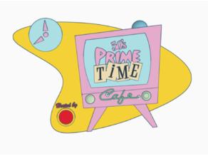 Prime Time Cafe Sign