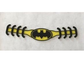 Batman Ear Saver COVID Surgical Mask Strap