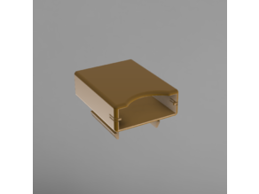 LANMU SD Card Adaptor Rail Mount (Ender)