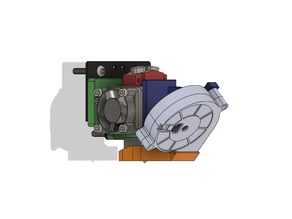 Eryone Thinker S 2in1 Extruder Mount and Cooler