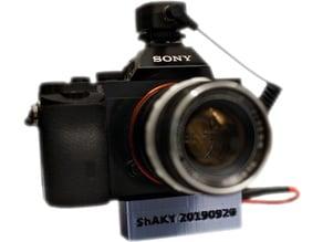 ShAKY (SHift Angle KentuckY camera sensor module) with Xsync