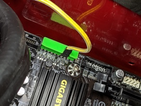 motherboard/2.54mm pin shield