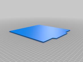 Creality Ender 3 Print Bed (Customizable)