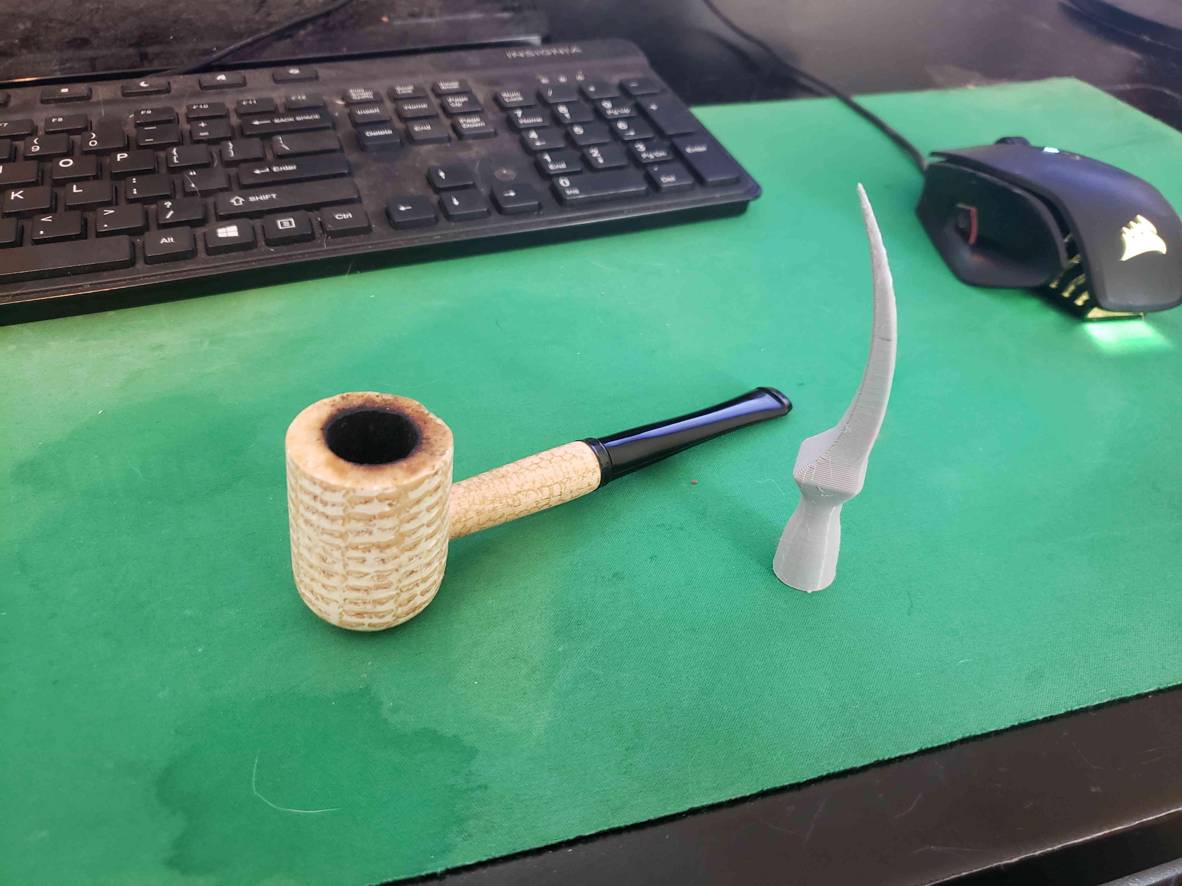 Talon Pipe Stamper (No Supports)