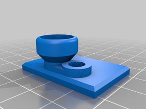 Bondtech extruder palette 2 clip.