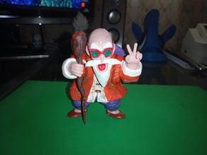 Master Roshi Dragon Ball Z