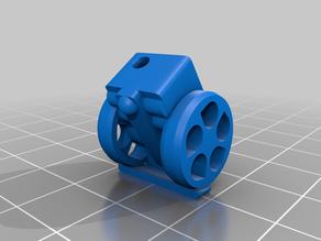 Llavero 3D Escornabot