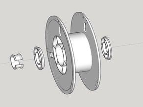 Spool adapter for Ender 3