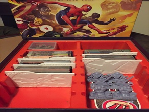 Marvel Champions Card Game Box Dividers