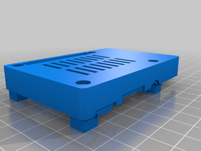 Raspberry pi 3 case for mk3 v-slot