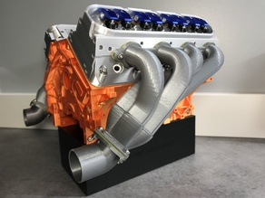 2/15.Headers Remix for the LS3 Chevy Engine