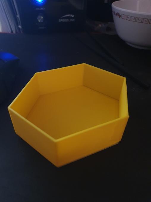 Polygon Stack Box