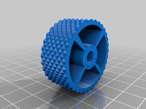Anycubic Kossel large extruder knob