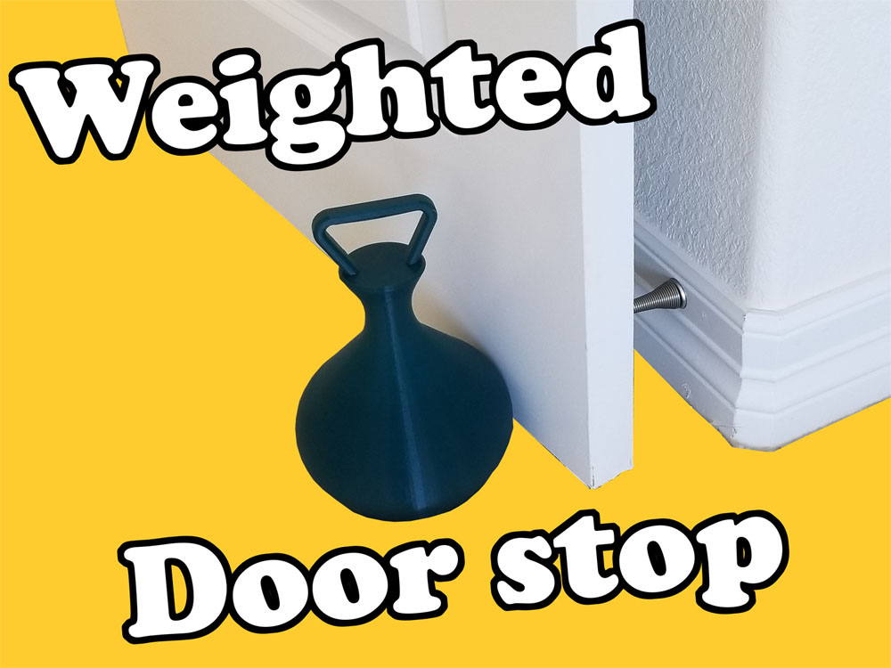 Weighted Door Stop