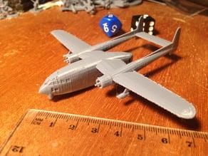 C-119 and gunship variants for microarmor