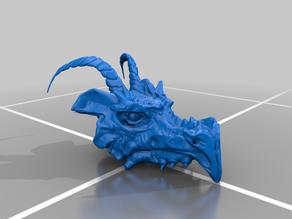 Horn Drache Dragon 2