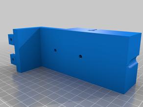 Honycomb Yoke mount for DOF Reality Motion Platform